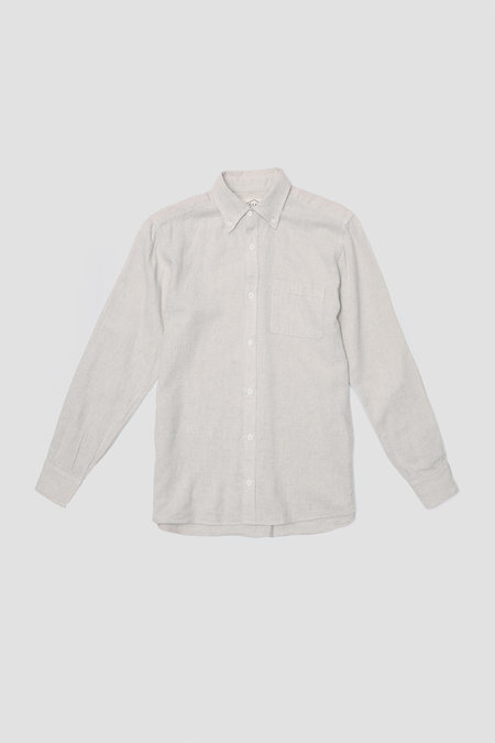 ALEX CRANE PLAYA SHIRT - SAND