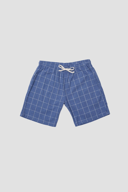 ALEX CRANE BO SHORTS - POOL