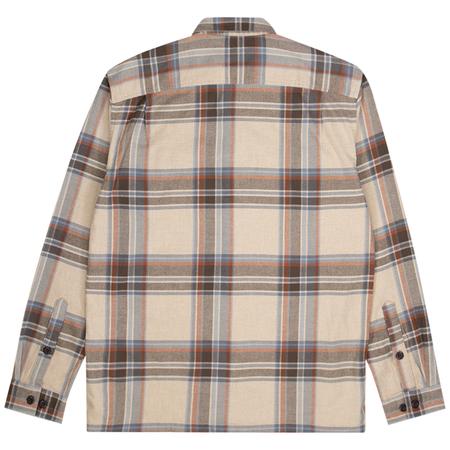 Patagonia Fjord Flannel Shirt - Nautilus Tan