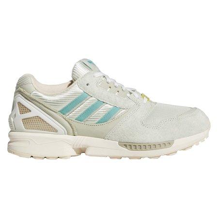 ADIDAS ZX 8000 Shoes - Linen Green /St Fade Ocean/Halo Green