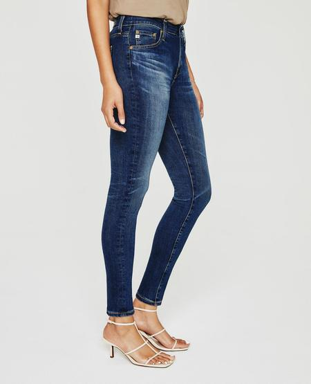 AG Jeans The Farrah Skinny Ankle Jeans - 7 Years Clover