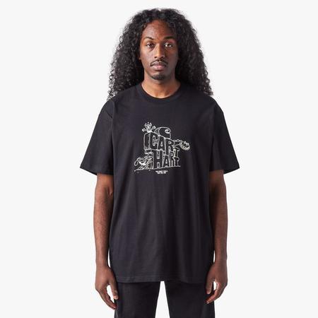 Carhartt WIP Stoneage T-shirt - Black