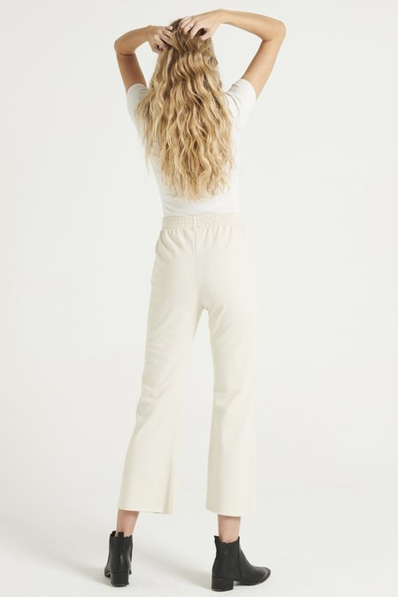 Rollas Crop Flare Sweat Pant