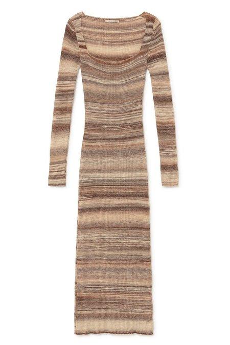 Paloma Wool Marcela Dress - Light Brown