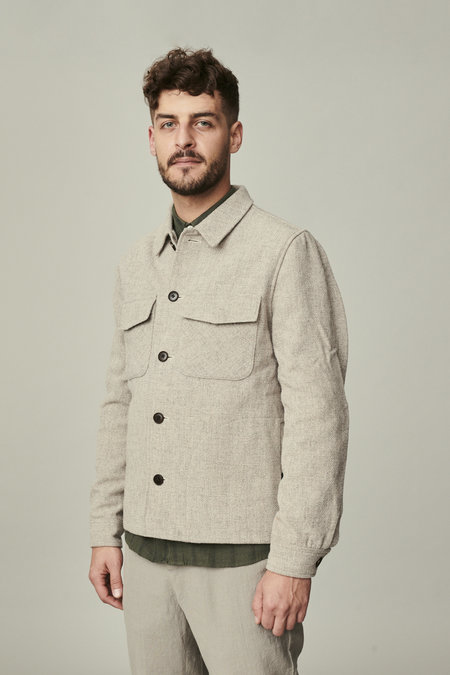 Delikatessen MEIDA Thermo Insulation Jacket - Light Grey