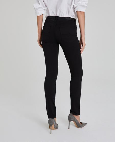 AG Jeans The Prima Jeans - Super Black
