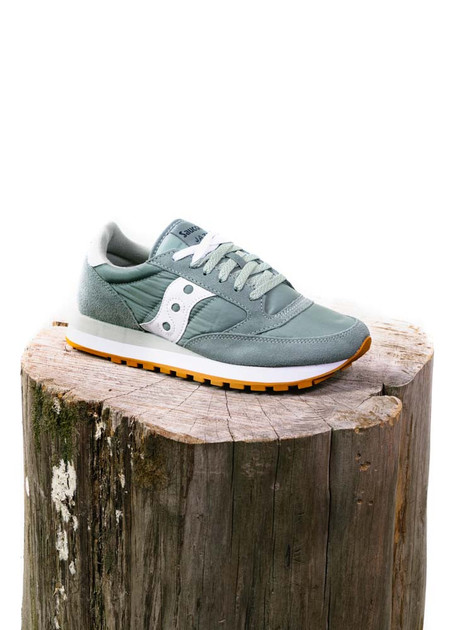 Saucony Jazz Original (Light Green/White)