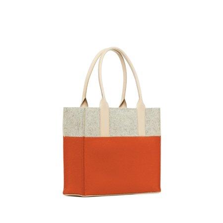 Graf Lantz Jaunt Petite bag - ORANGE