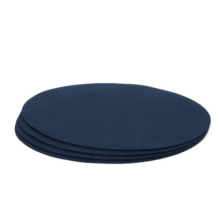 Graf Lantz Oval Placemat Felt - 4 Pack