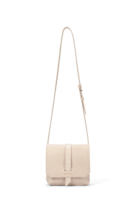 Lowell Saint Jacques Veggie Tanned Nude Leather