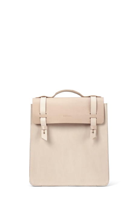 Lowell SAINT-ZOTIQUE VEGGIE TANNED NUDE LEATHER