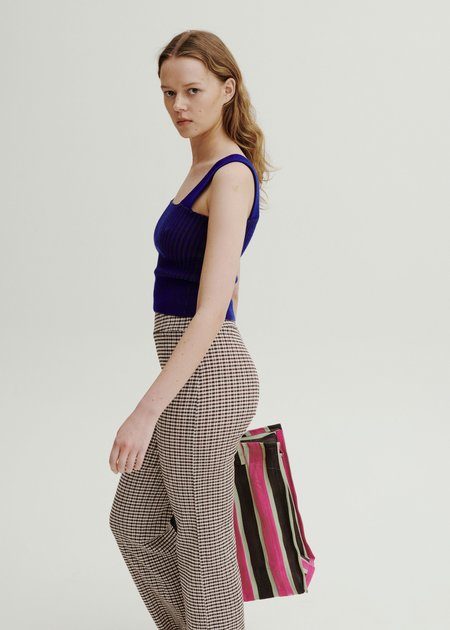permanent vacation Motion Pants - Chocolate