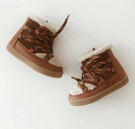 LKIDS iilu Boots - BROWN