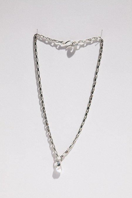 Hernán Herdez DEL MAR necklace - Silver