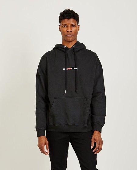 Ksubi DR3AMSTATE Biggie Hoodie sweater - black