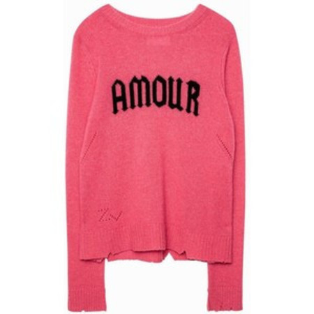 Zadig & Voltaire Delly Bis Cashmere Sweater