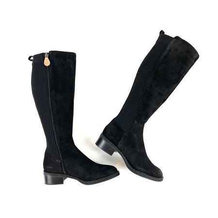 Gentle Souls best Chelsea Tall Boot - Black