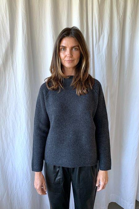 demylee Daphne Sweater - Charcoal