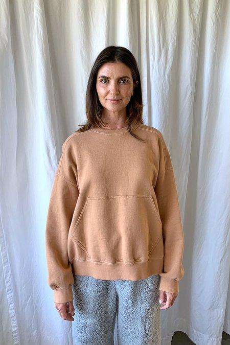 No.6 Smith Sweatshirt Desert - Beige