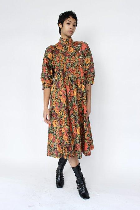 BATSHEVA Smock Dress - Craftwork Roses