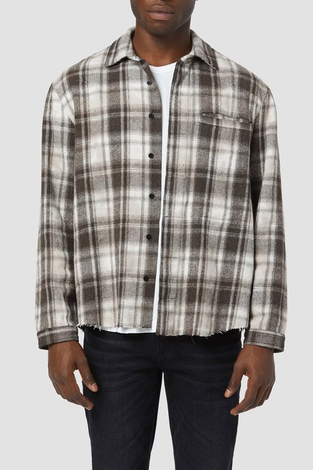 Hudson Jeans Long Sleeve Button Up - Light Canyon