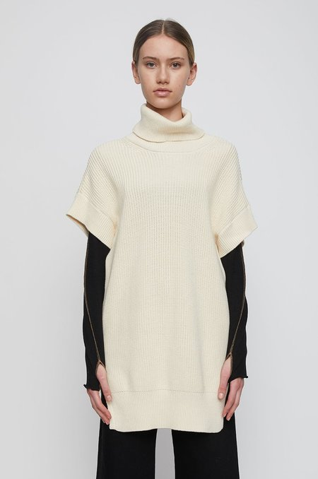Just Female Norm Roll-neck Sweater Vest