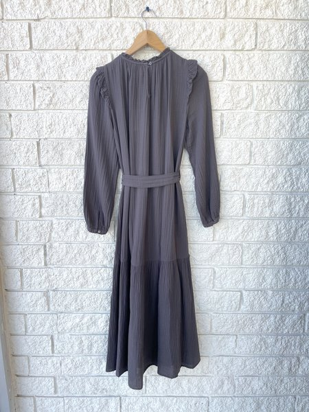 Xirena Mia Dress - Charcoal