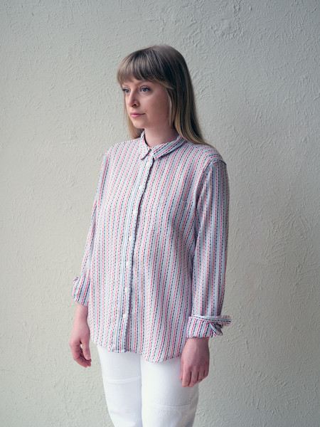 Corridor Woven Button Up Shirt