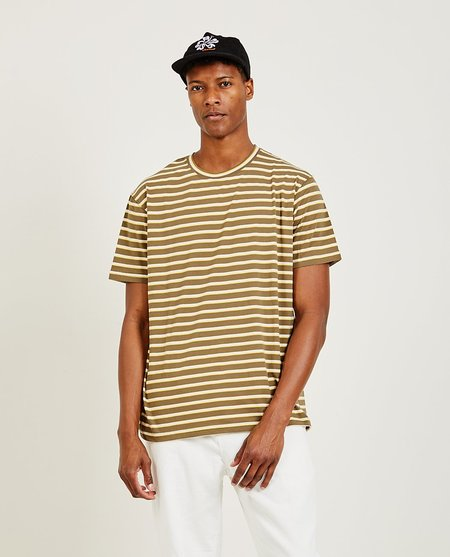 banks Long Beach Deluxe Tee - ARMY