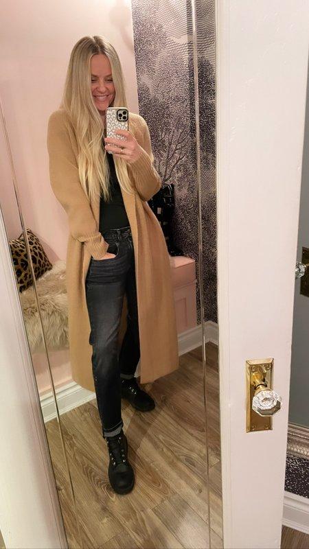 Naadam Wrap Cashmere Coat