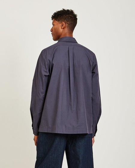 GREI. L/S Two Pocket Box Shirt - IRON