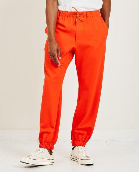 GREI. The Walker Sweatpant - Orange
