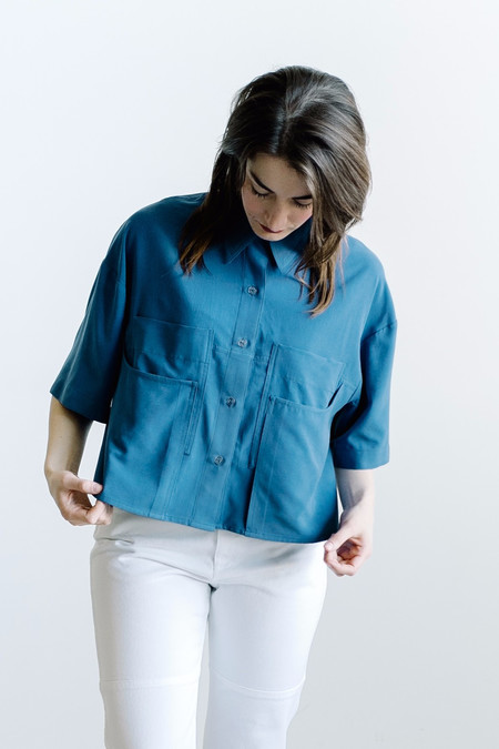 Megan Huntz Sanni Blouse