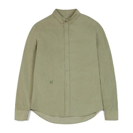 Kenzo Baby Cord Comfort Shirt - Pistachio
