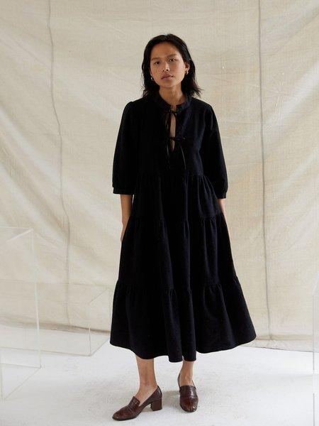 Sugar Candy Mountain Vivian Dress -  Black