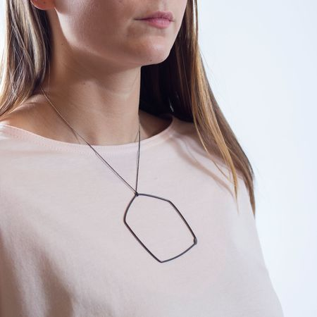 Gabrielle Desmarais 'Large Element' necklace