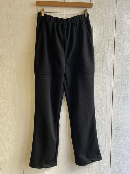 Conrado Remy Sweater Knit Pants - Black