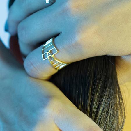 Alynne Lavigne Fence Ring