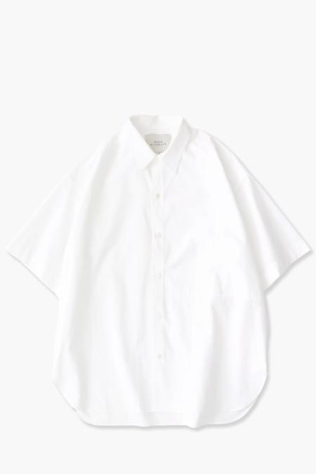Studio NicholsonSorono Shirt - Optic White