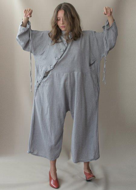 Nin Studio Warrior Jumpsuit - Light Grey