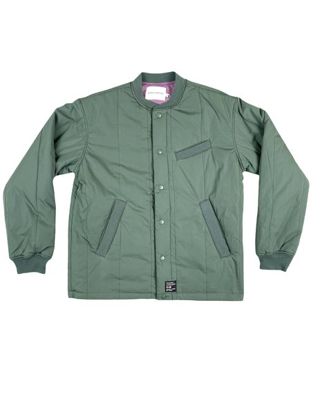 General Admission PALMS OVERSHIRT - Green