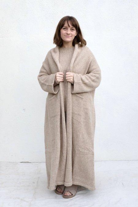 Atelier Delphine Haori Extra Long Coat - Grain