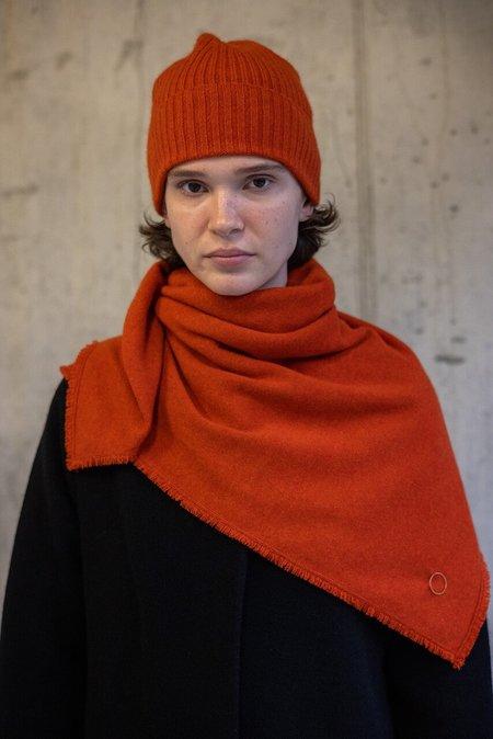 Oyuna universe scarf - magma