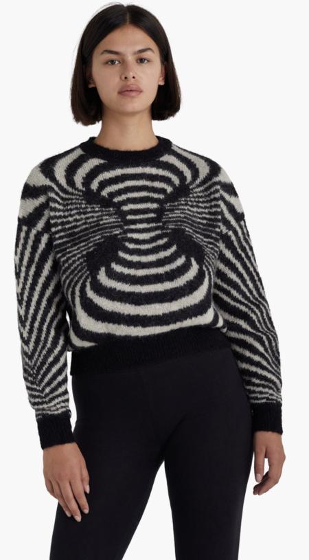Paloma Wool Matrix sweater - black