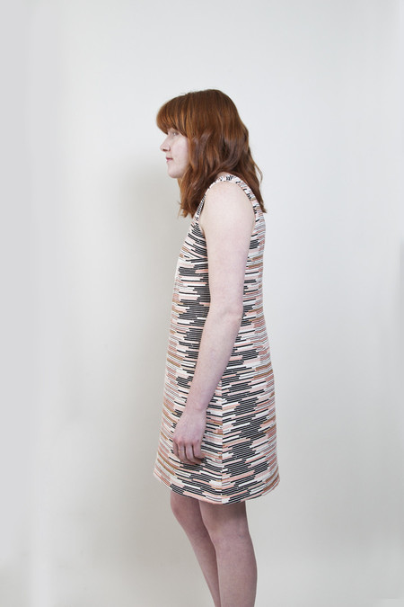 Eve Gravel Sottsass Dress