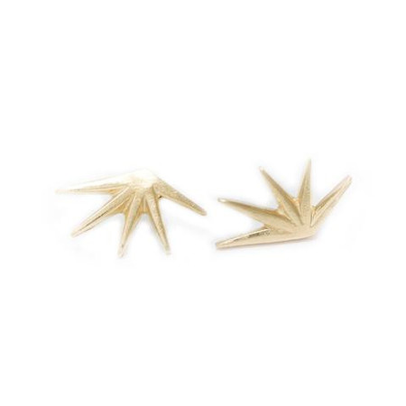 Wolf Circus Illume Earrings Gold