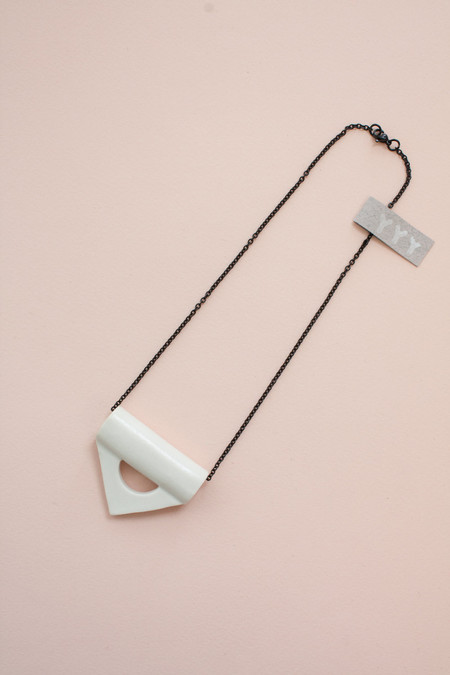 YYY Collar Necklace