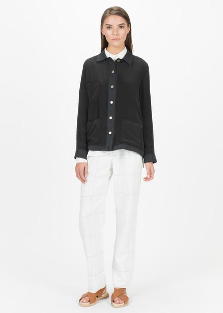 Margaux Lonnberg Chaplin Silk Jacket