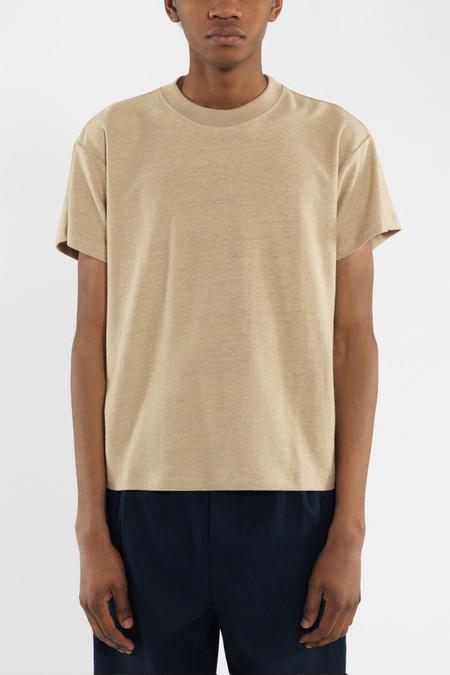 Fanmail Boxy T-Shirt Tan