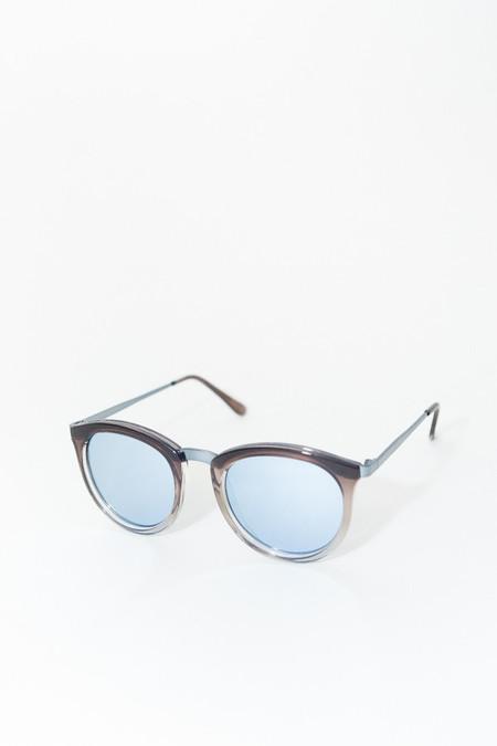 Le Specs No Smirking Sunglasses  - Coast Ice Blue